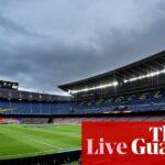 برشلونة – ريال مدريد: الدوري الاسباني – مباشر!