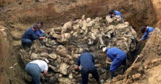 يجب على المجتمع الدولي حماية المقابر الجماعية والحفاظ عليها: كالامارد