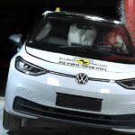 سجلت فولكس فاجن ID.3 خمس نجوم في اختبار Euro NCAP الأكثر تطلبًا