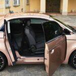 ظهرت Fiat 500 Electric 3 + 1 لأول مرة باعتبارها مصغرة EV أكثر عملية