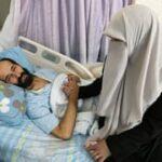 الأسرة الفلسطينية تضرب الجوع على وشك الموت