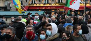 إحياء ذكرى مجزرة ضد جزائريين في فرنسا استمرت 59 عامًا ، ولا يلوح في الأفق اعتذار - The Muslim News