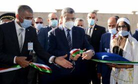 جراد تفتتح وحدة صناعية لتحويل ورق التواليت في عين وسارة - الجزائر إيكو