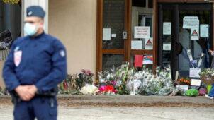 مباشر: مؤتمر صحفي للمدعي العام الفرنسي لمكافحة الإرهاب بشأن قضية مقتل أستاذ قرب باريس