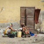الجزائر ترسل 60 طنا من المساعدات إلى لاجئي الصحراء الغربية