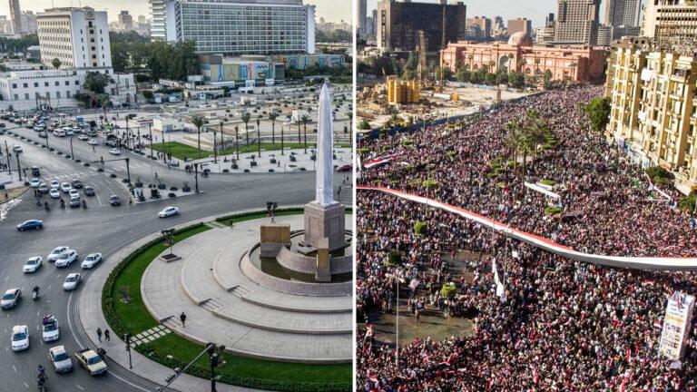 """عشر سنوات على انطلاق """"الربيع العربي""""... """"الحلم"""" الذي لم يكتمل"""