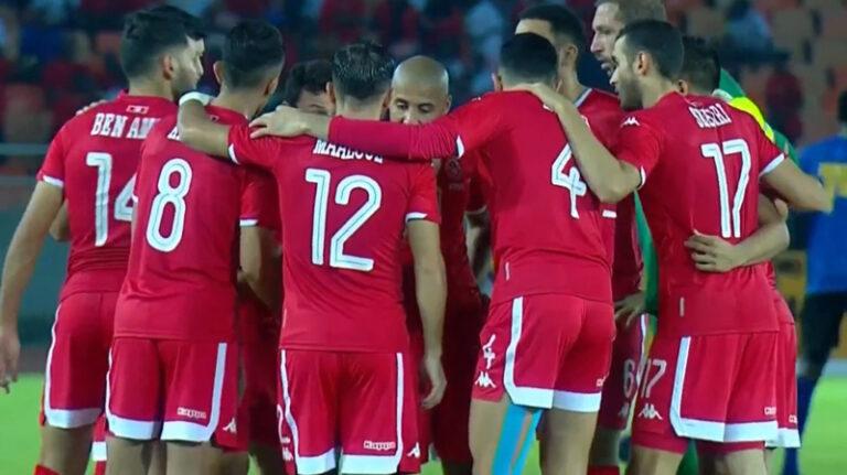 تونس تتأهل إلى ''كان'' الكاميرون 2022