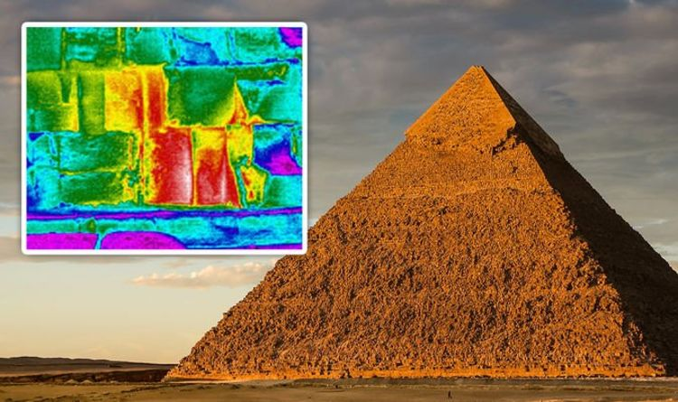 اختراق مصري: تحطمت نظرية الهرم الأكبر مع مسح الآثار القديمة الجديدة