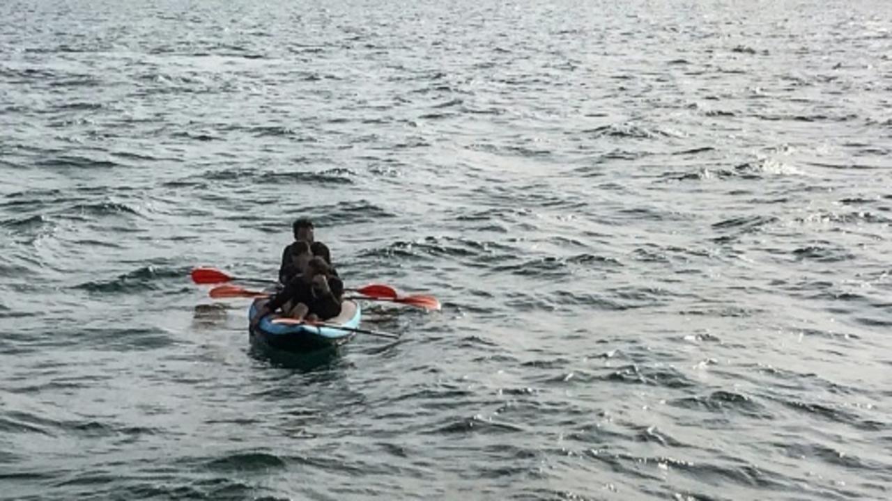 اتفاق بين فرنسا وبريطانيا لوقف الهجرة غير الشرعية عبر بحر المانش