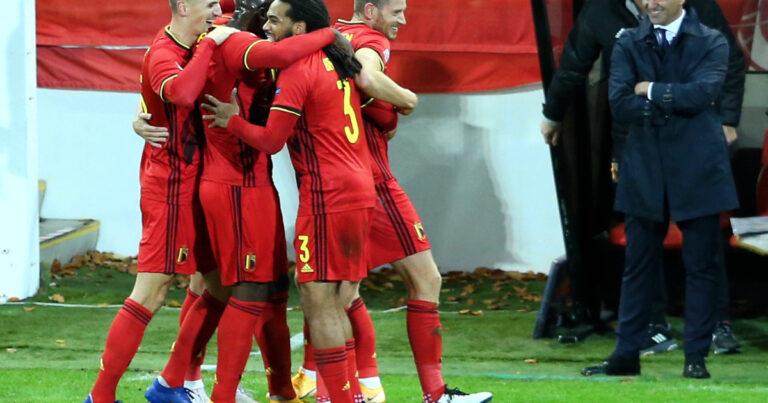 دوري أمم أوروبا.. بلجيكا تقصي إنجلترا وإيطاليا تتصدر مجموعتها