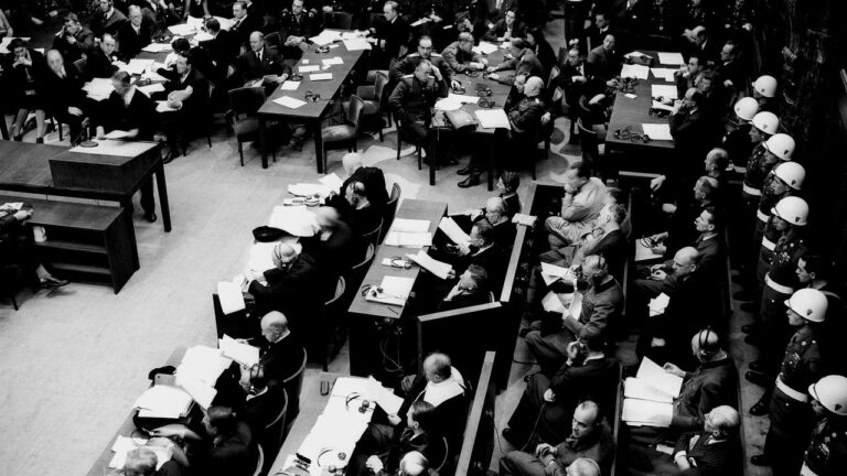 الحرب العالمية الثانية: ألمانيا تحيي الذكرى 75 لافتتاح محاكمة المسؤولين النازيين في نورمبرغ