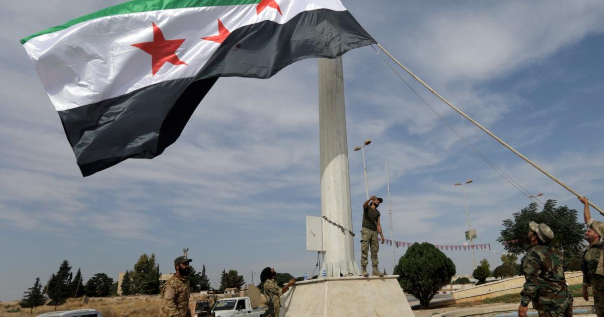 اجتماع رباعي عربي لبحث تطورات الأزمة السورية