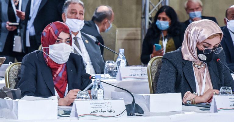 محادثات ليبيا تتوقف دون تسمية حكومة انتقالية
