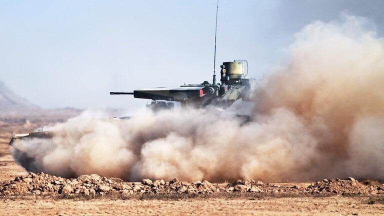 """إدخال """"قتلة دبابات"""" روسية الصنع إلى الجيش الجزائري: صور"""