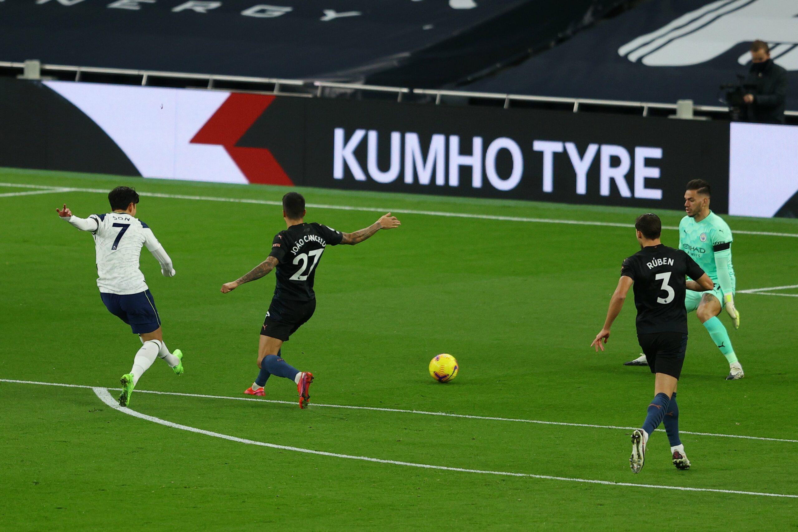 توتنهام 2-0 مانشستر سيتي: أحدث الدوري الإنجليزي كما حدث - بث مباشر!