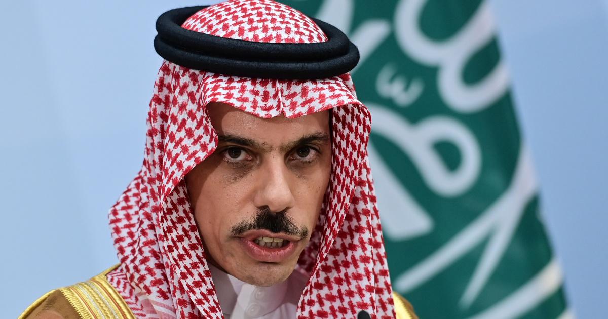 قال إن بلاده تسعى لإنهاء الخلاف مع قطر.. وزير الخارجية السعودي: علاقاتنا طيبة وودية مع تركيا