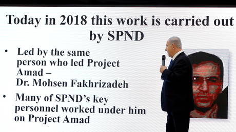 """""""الموساد في العمل""""؟  تفجر تويتر بتكهنات بتورط أمريكي وإسرائيلي بعد مقتل عالم إيراني كبير"""