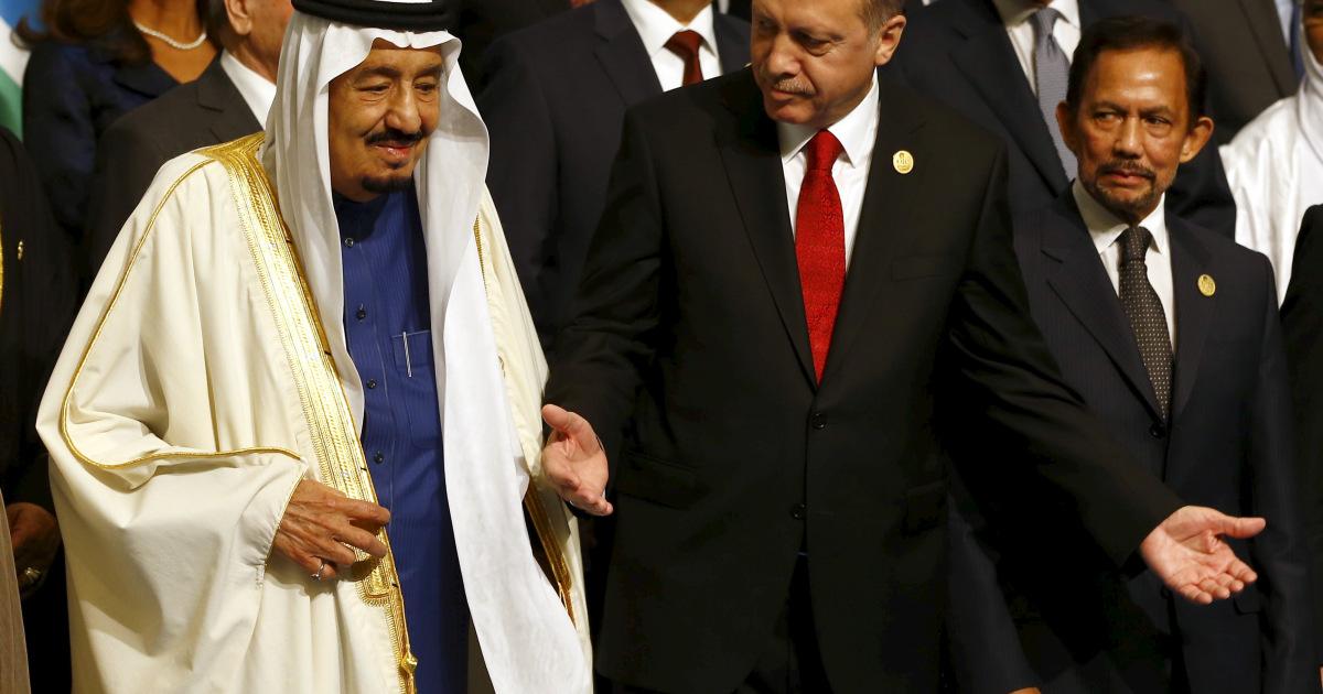 قبيل قمة الـ20.. الملك سلمان والرئيس أردوغان يتفقان على حل الخلافات بالحوار