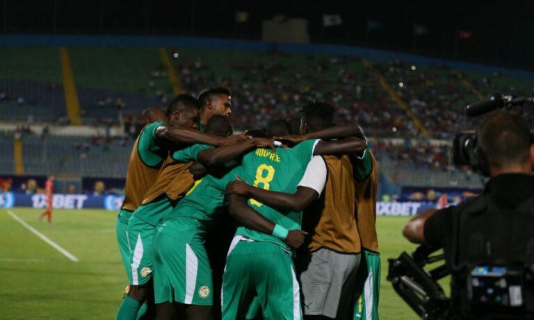أصبحت السنغال أول فريق يتأهل لكأس الأمم الأفريقية 2021