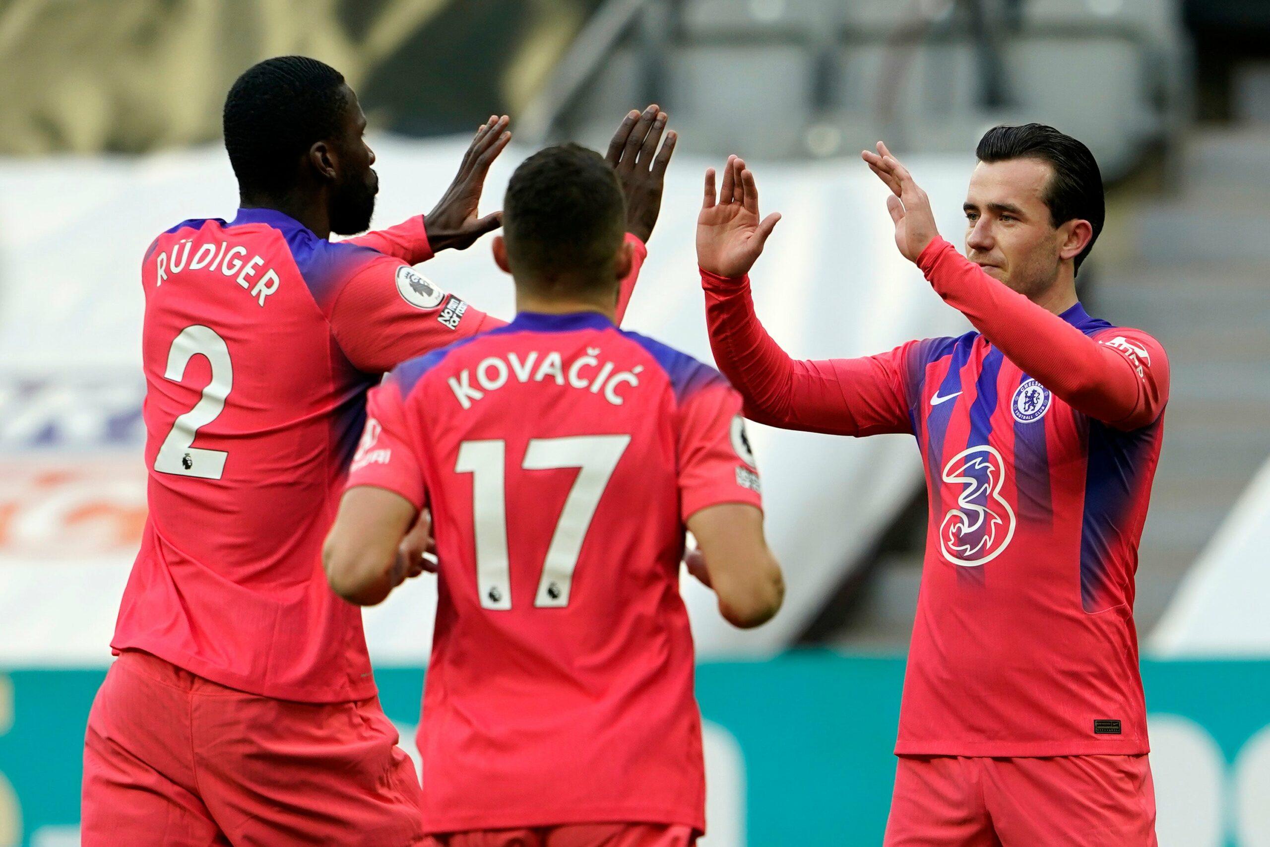 نيوكاسل ضد تشيلسي: الدوري الإنجليزي - بث مباشر!