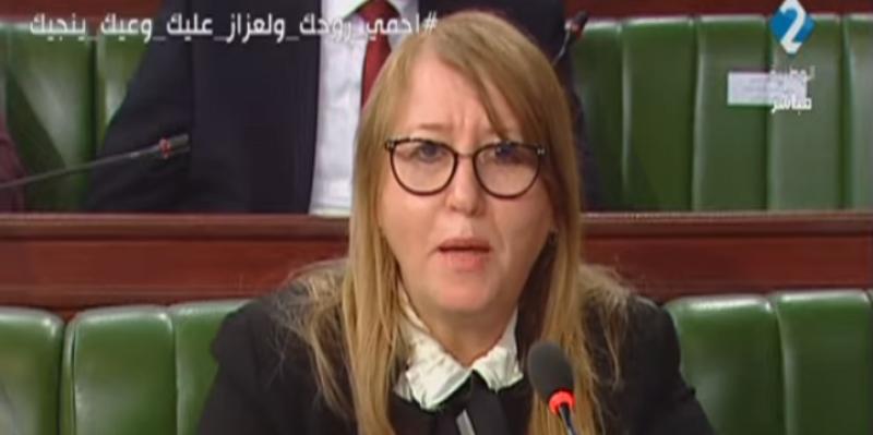 ثريا الجريبي: 'دول ترغب في اقتناء عدة تطبيقات إعلامية إبتكرها شبان تونسيون'