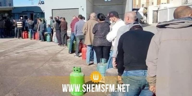 والي صفاقس: 'تحسن تدريجي في التزود بقوارير الغاز المنزلي بداية من يوم الغد'