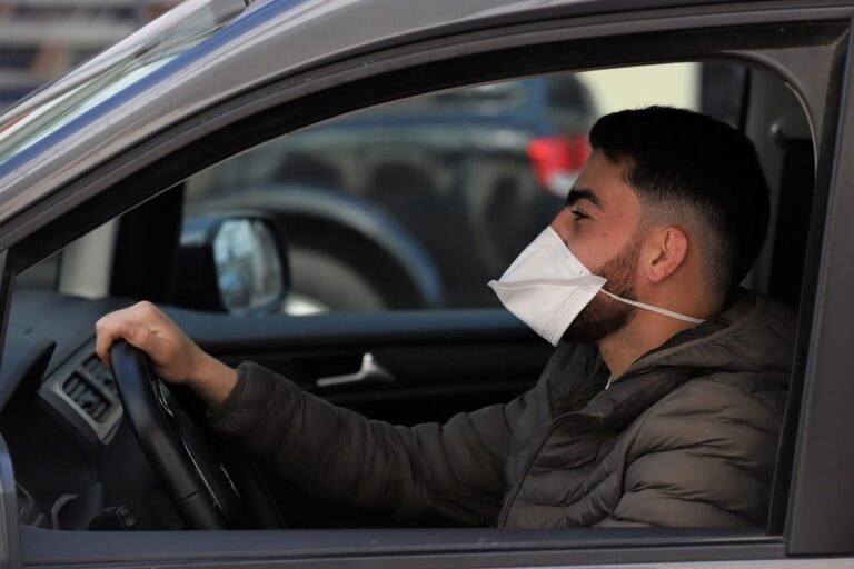 بالفيديو: لبس القناع الإجباري في السيارة - ألجيري إيكو