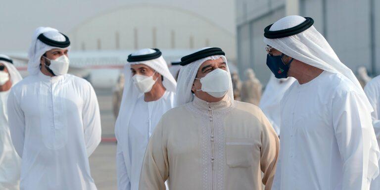 الإمارات العربية المتحدة تهدد الجزائر بفرض عقوبات على تعاونها مع تركيا ، بحسب تقرير
