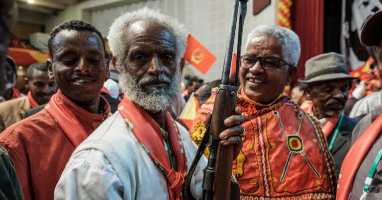 قد يوسع المنبوذون من الجيش الإثيوبي قتال جبهة تحرير تيغري بعد ميكيلي