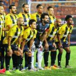 قائمة أسماء المقاولون العرب لمباراة CAF CC ضد AS Arta