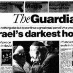 اغتيال إسحاق رابين في مسيرة سلام – أرشيف ، 6 تشرين الثاني (نوفمبر) 1995
