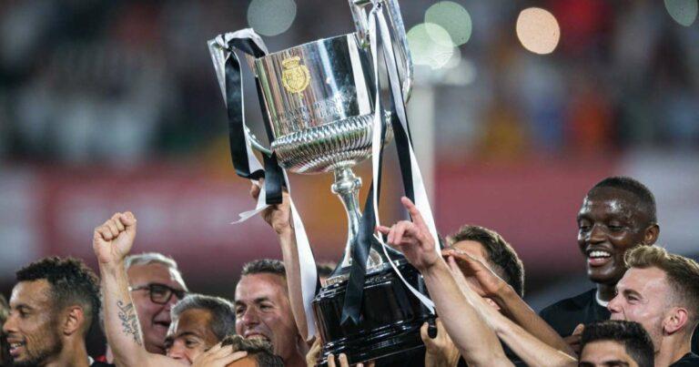 أتلتيكو مدريد سيحصل على كارداسار من الدرجة الرابعة في كأس الملك وريال مدريد وبرشلونة