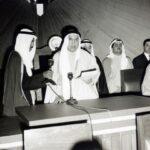 55 عاما على وفاته ، الكويت تتذكر عبد الله السالم ، أبو ديمقراطيتها