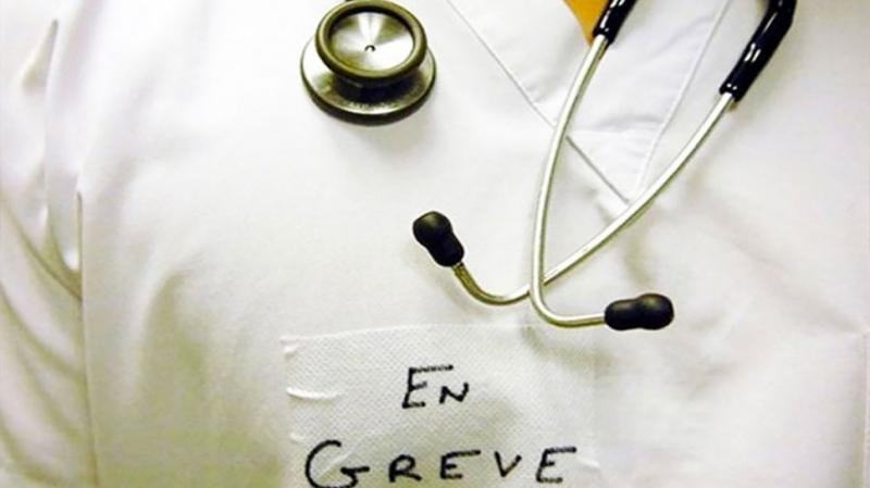 الأطباء وأطباء الأسنان والصيادلة بجندوبة في إضراب