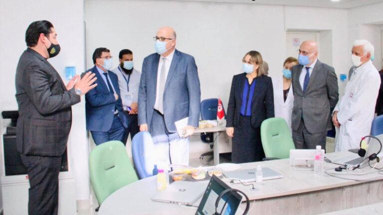 وزير الصحة يعطي إشارة انطلاق خلية الإحاطة النفسية بمرضى كورونا