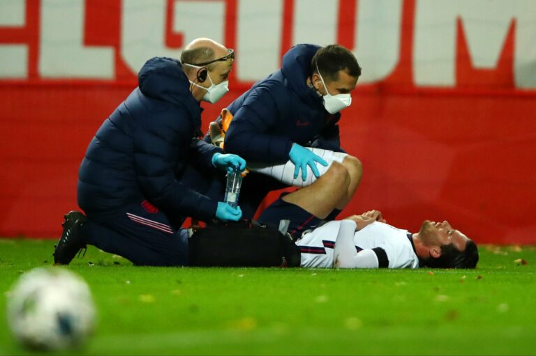 قلق إصابة تشيلويل بسبب إجبار مدافع تشيلسي على الانتقال إلى إنجلترا