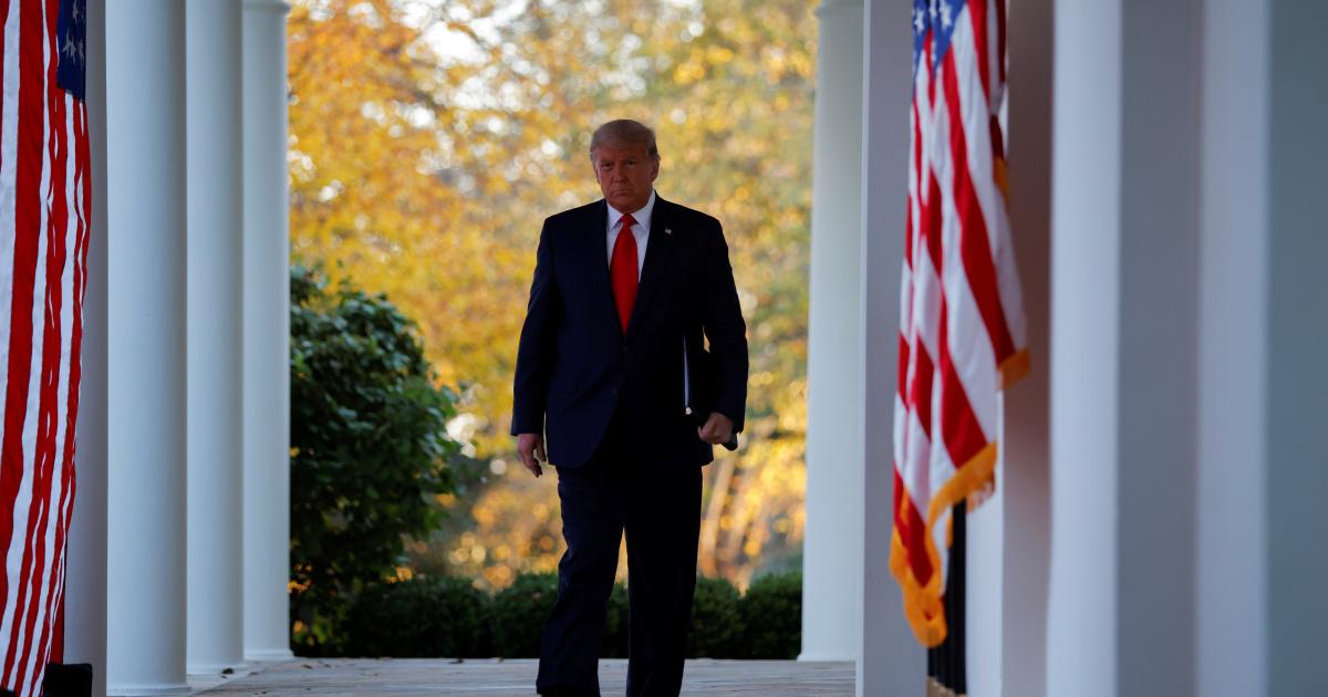 ترامب يقيل مدير وكالة الأمن الإلكتروني ومحكمة بنسلفانيا ترفض دعوى قضائية ضد نتائج الانتخابات
