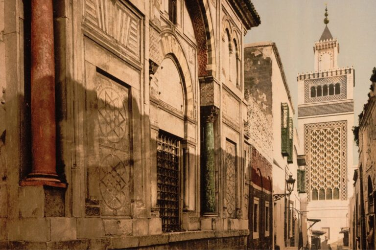 حفظه في الأسرة - التراث في تونس |  مجلة أبولو