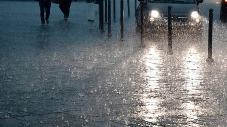 هذه الليلة.. سحب رعدية مع أمطار غزيرة ورياح قوية