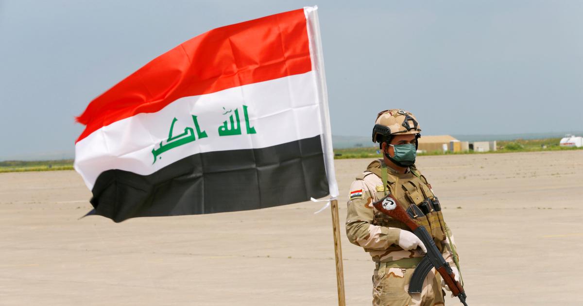العراق يدرب قائد ميليشيا مدعومة من الولايات المتحدة على منصب عسكري: رويترز
