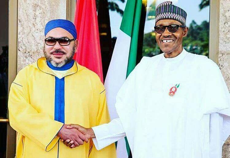 علاقات المغرب ونيجيريا تترك الجزائر وجبهة البوليساريو معزولة