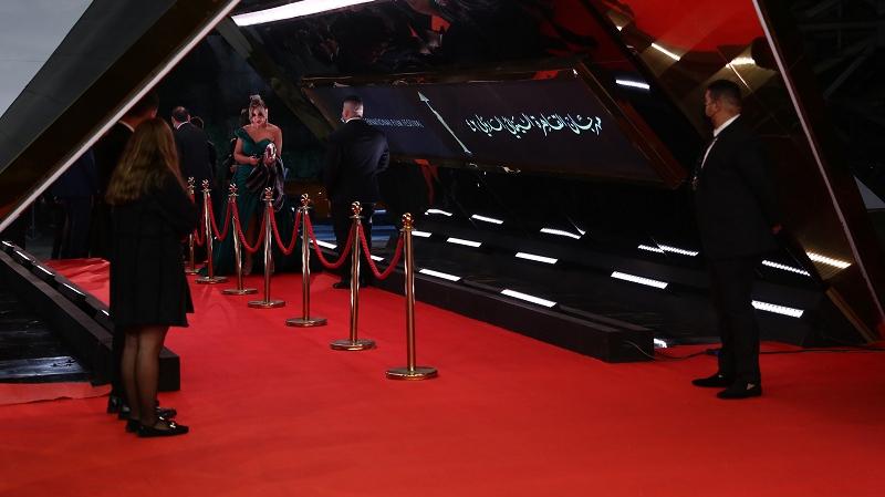 افتتاح الدروة 42 من  مهرجان القاهرة السينمائي الدولي