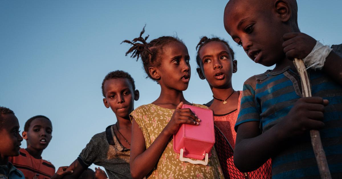 الأمم المتحدة توقع اتفاقية مع إثيوبيا لوصول المساعدات إلى تيغراي: تقرير