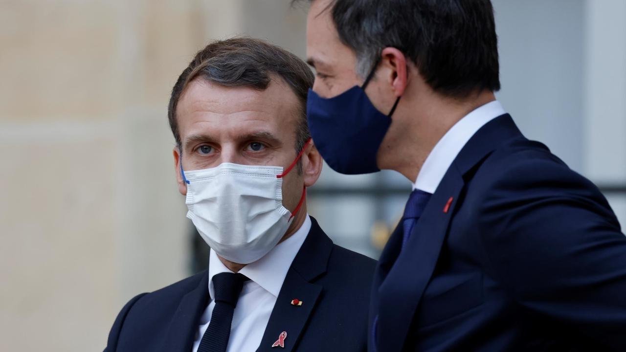 فرنسا: ماكرون يعلن عن حملة تلقيح عامة ضد فيروس كورونا بين أبريل ويونيو