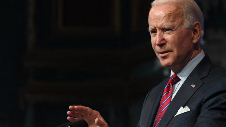 الرئيس الأمريكي المنتخب جو بايدن يعتزم تقليص حضور مراسم القسم للحد من تفشي فيروس كورونا