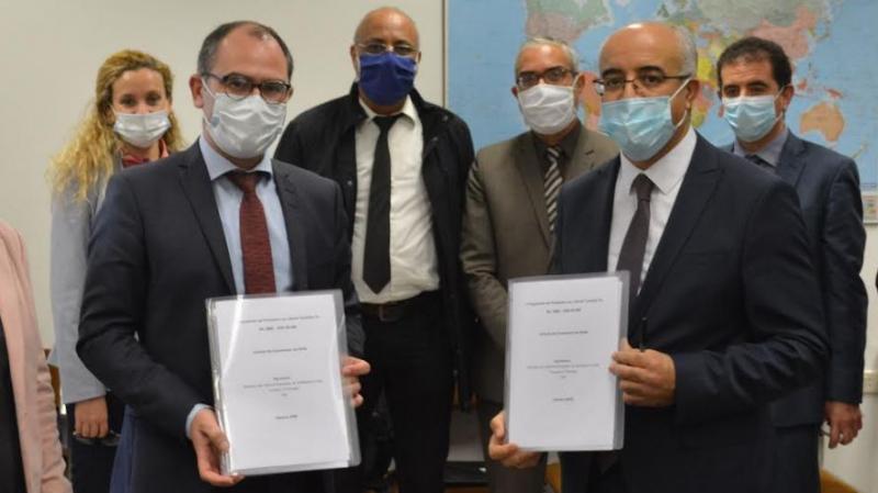إتفاقية ألمانية تونسية ب15 مليون يورو لتنفيذ برنامج حماية السواحل