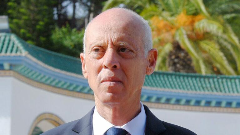 التقارير التي تفيد بأن الرئيس التونسي أدلى بخطاب معاد للسامية كاذبة ، حسب مكتبه - وكالة التلغراف اليهودية