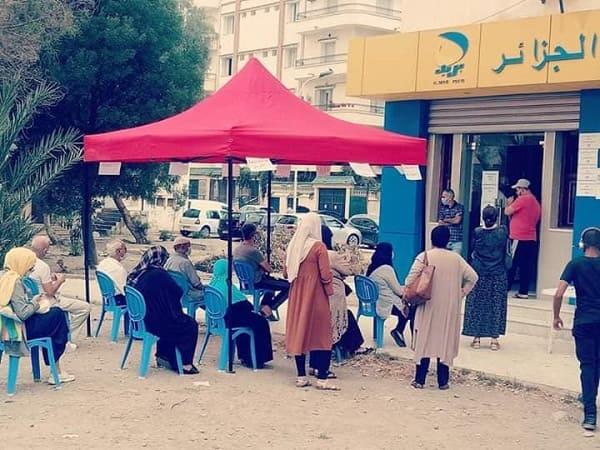 بريد الجزائر: افتتاح مكاتب للمتقاعدين غدا