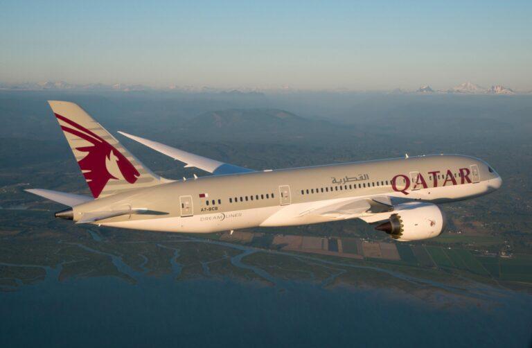 الخطوط الجوية القطرية تستأنف خدماتها إلى مصر بعد الحصار - طيران بسيط