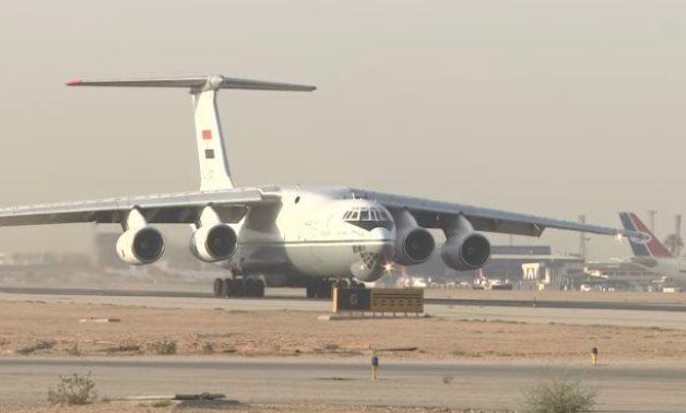 مصر ترسل طائرة مساعدات طبية إلى الأردن لمواجهة انتشار فيروس كورونا
